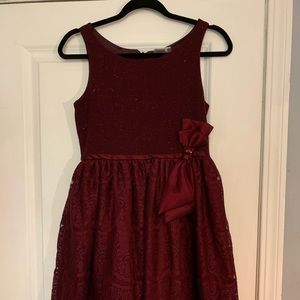 Girls elegant dress